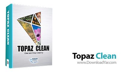 دانلود Topaz Clean v3.0.0 - پلاگین روتوش عکس فتوشاپ