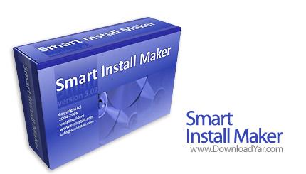 دانلود Smart Install Maker v5.0.2.10 - نرم افزار ساخت Setup
