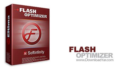 دانلود Flash Optimizer v2.1.2.368 - نرم افزار کم حجم سازی و بهینه سازی فایل های فلش