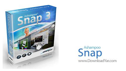 دانلود Ashampoo Snap v3.31 - نرم افزار تصویر برداری از محیط دسکتاپ