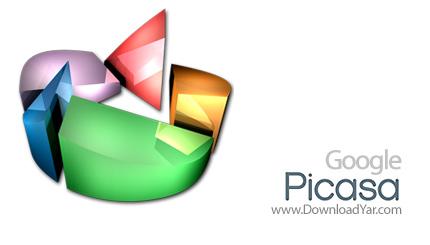 دانلود Google Picasa v3.5.0 Build 79.67 - نرم افزار جستجو، مشاهده و مدیریت عکس ها