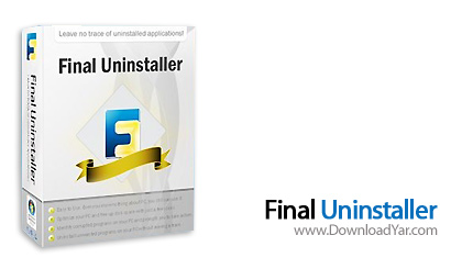 دانلود Final Uninstaller v2.5.6.466 - نرم افزار مدیریت و ویرایش تصاویر