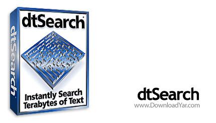 دانلود DtSearch Desktop v7.64.7861 - نرم افزار جستجوی حرفه ای فایل ها در سیستم