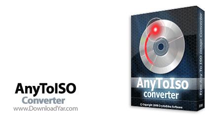دانلود AnyToISO Converter v2.5.2 build 140 Professional - نرم افزار تبدیل image ها به فرمت ISO