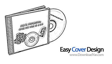 دانلود Easy Cover Design Pro v2.09 - نرم افزار ساخت لیبل برای CD و DVD های شما