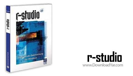 دانلود R-Studio Network Edition v5.1 Build 130043 - نرم افزار بازگرداندن اطلاعات از دست رفته