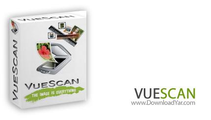 دانلود VueScan Pro v8.6.15 - نرم افزار اسکن تصاویر