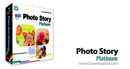 دانلود Wondershare Photo Story Platinum v3.5.0.12 - نرم افزار ساخت آلبوم عکس