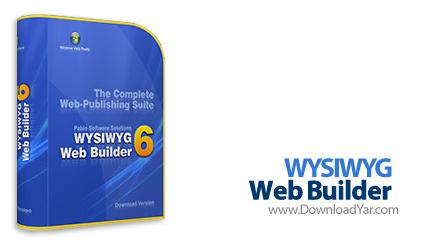 دانلود WYSIWYG Web Builder v6.5.6 - نرم افزار ساخت صفحات وب