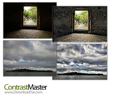 دانلود ContrastMaster v1.04 for Adobe Photoshop - نرم افزار تنظیم میزان روشنایی تصاویر