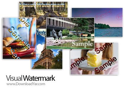 دانلود Visual Watermark v2.9.30 - نرم افزار ایجاد نقش بر روی تصاویر جهت جلوگیری از کپی برداری