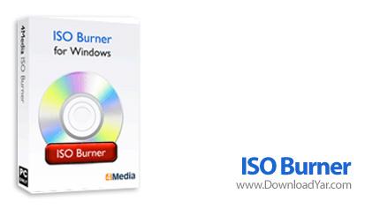 دانلود 4Media ISO Burner v1.0.56.0112 - نرم افزار رایت آسان سی دی و دی وی دی