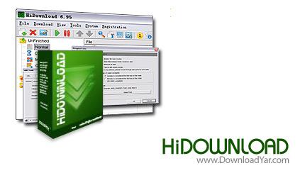 دانلود HiDownload v7.73 - نرم افزار مدیریت دانلود فایل