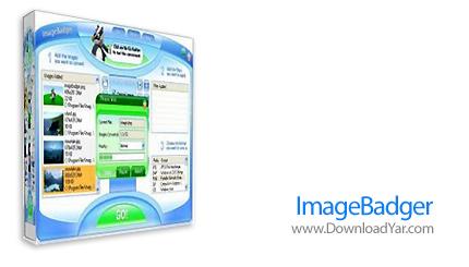 دانلود ImageBadgar Image Converter v4.946 - نرم افزار تبدیل تصاویر به فرمت های مختلف