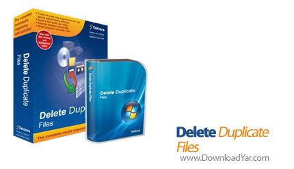 دانلود Delete Duplicate Files v4.2.0.1 - نرم افزار حذف فایل های تکراری