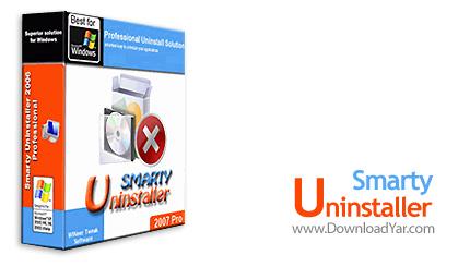 دانلود Smarty Uninstaller 2009 Pro v2.5.5 - نرم افزار حذف كامل برنامه های نصب شده