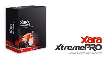 دانلود Xara Xtreme Pro v5.1.0.9131 - نرم افزار طراحی و ترسیم تصاویر مختلف