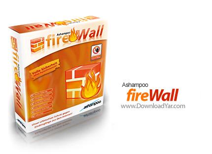 دانلود Ashampoo Firewall Pro v1.20 - نرم افزار دیوار آتش و نگهبان مطمئن