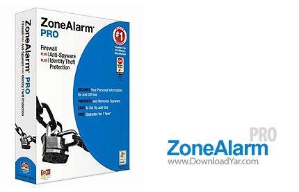 دانلود ZoneAlarm Pro v9.1.008.000 - نرم افزار ایجاد دیواره ای نفوذ ناپذیر در مقابل سیستم