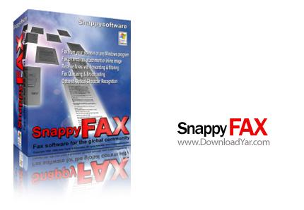 دانلود Snappy Fax v4.35.1.1 - نرم افزار ارسال و دریافت فاکس از طریق کامپیوتر