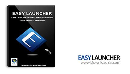 دانلود Easy Launcher v1.3.0.3 - نرم افزار مدیریت آیکون های صفحه نمایش