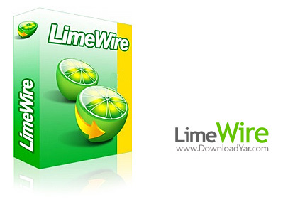 دانلود LimeWire Pro v5.4.8.1 - نرم افزار به اشتراک گذاری فایل ها