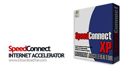 دانلود SpeedConnect Internet Accelerator v7.5.2008.10.20 - نرم افزار بهینه سازی و افزایش سرعت اینترنت