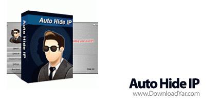 دانلود Auto Hide IP v4.6.6.8 - نرم افزار پنهان کردن اتوماتیک آی پی