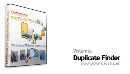 دانلود Vistanita Duplicate Finder v3.9 - نرم افزار جستجو و حذف بسیار سریع فایل های تکراری