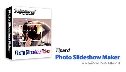 دانلود Tipard Photo Slideshow Maker v2.1.10 - نرم افزار ساخت اسلایدشو، آلبوم دیجیتالی
