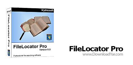 دانلود FileLocator Pro v5.5.1044 - نرم افزار جستجوی فايل های سيستم