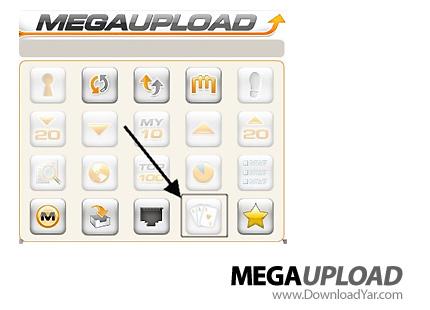 دانلود Megaupload Premium Link - نرم افزار دانلود مستقیم و بدون محدودیت از مگاآپلود
