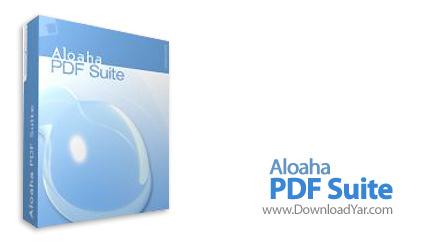 دانلود Aloaha PDF Suite v3.9.211 - نرم افزار ساخت اسناد PDF