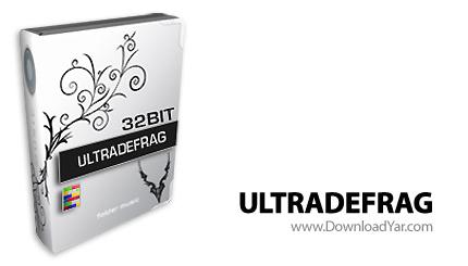 دانلود UltraDefrag v4.0 - نرم افزار یکپارچه سازی فضای هارد دیسک