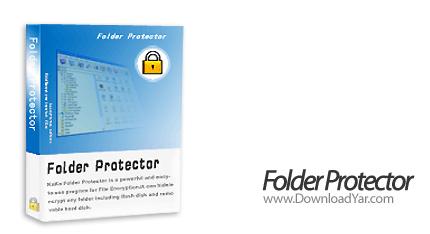 دانلود KaKa Folder Protector v5.43 - نرم افزار قفل گذاری بر روی فولدرها
