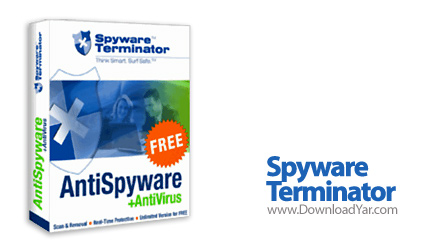 دانلود Spyware Terminator v2.6.6.196 - نرم افزار محافظت در برابر ابزارهای جاسوسی