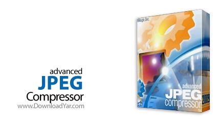 دانلود Advanced JPEG Compressor v2010.8.1.95 - نرم افزار فشرده سازی تصاویر