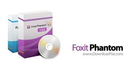 دانلود Foxit Phantom 2009 v1.0.3.0109 - نرم افزار مدیریت اسناد PDF
