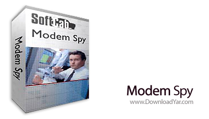 دانلود Modem Spy v4.0 - نرم افزار کنترل، شنود و ضبط مکالمات تلفنی