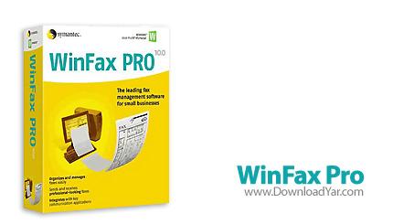 دانلود Symantec WinFax Pro v10.04 - نرم افزار ارسال و دریافت فکس از کامپیوتر