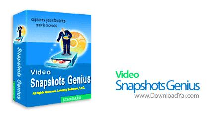 دانلود Video Snapshots Genius v2.3.1 - نرم افزار تهیه عکس از فیلم و محیط ویندوز