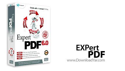 دانلود eXPert PDF Professional Edition v6.20.400.0 - نرم افزار مدیریت فایل های PDF