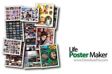 دانلود Lincoln Beach Life Poster Maker v3.6a - نرم افزار تهیه پوستر های زیبا