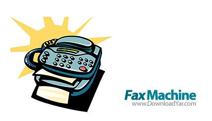 دانلود Fax Machine v4.33 - نرم افزار دريافت و ارسال فاكس با استفاده از مودم