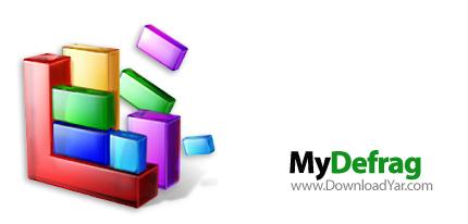 دانلود MyDefrag v4.2.8 - نرم افزار یکپارچه سازی هارددیسک