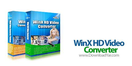 دانلود .WinX HD Video Converter v4.1 - نرم افزار تبدیل فایل های ویدوئویی