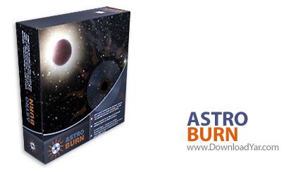 دانلود Astroburn Pro v2.0.1.0087 - نرم افزار رايت انواع لوح های فشرده