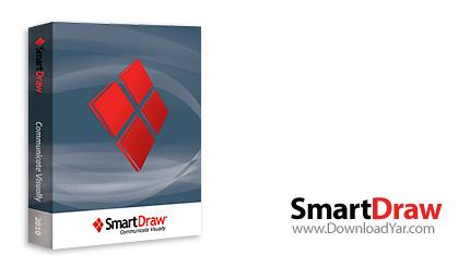 دانلود SmartDraw v2010.11 - نرم افزار طراحی چارت های گرافیكی