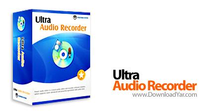 دانلود Ultra Audio Recorder v7.4.4.202 - نرم افزار ضبط صدا