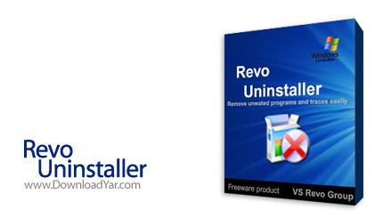 دانلود Revo Uninstaller Pro v2.1.5 - نرم افزار حذف كامل نرم افزار ها و فايل های اضافه